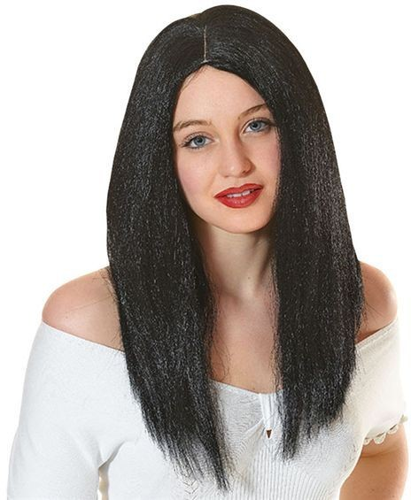 Tiffany Wig.Black (Fancy Dress Wigs)
