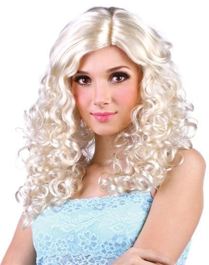 Taylor Wig. Blonde (Fancy Dress Wigs)