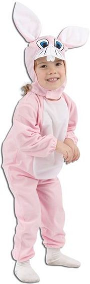 Bunny Toddler Fancy Dress Costume