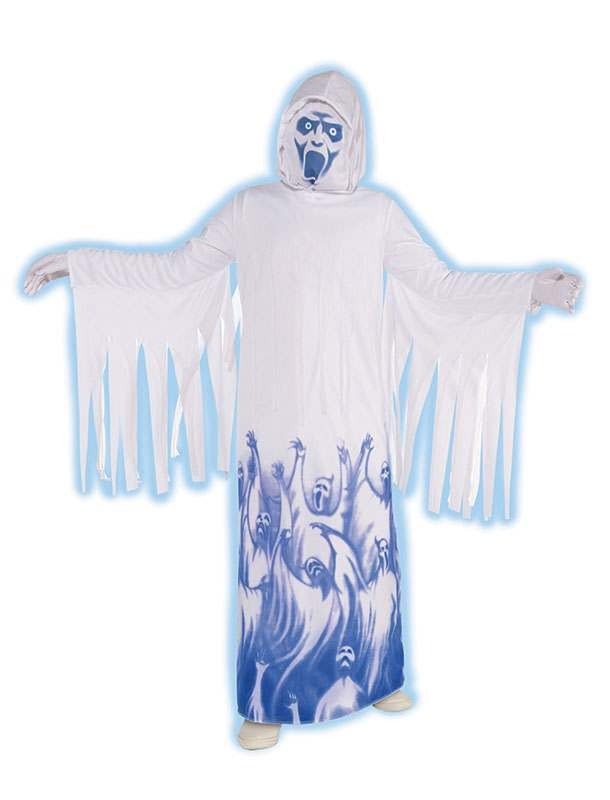 Boys Soul Taker Fancy Dress Costume
