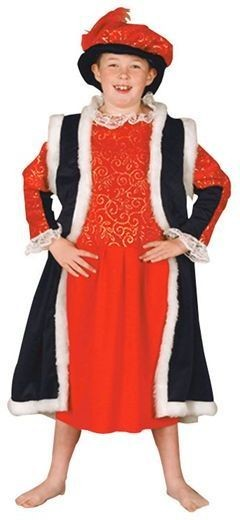 Henry Tudor Fancy Dress Costume