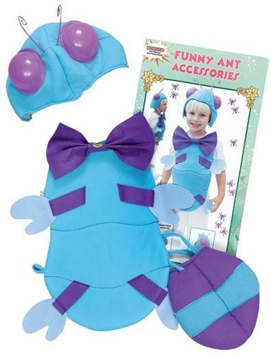 Ant Dress Up Set (Animals Fancy Dress)