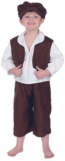 Ernest The Urchin Fancy Dress Costume