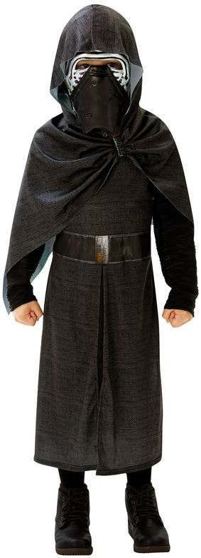 Childs Deluxe Star Wars The Force Awakens Kylo Ren Fancy Dress Costume