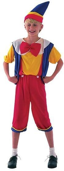 Pinocchio. Budget Fancy Dress Costume