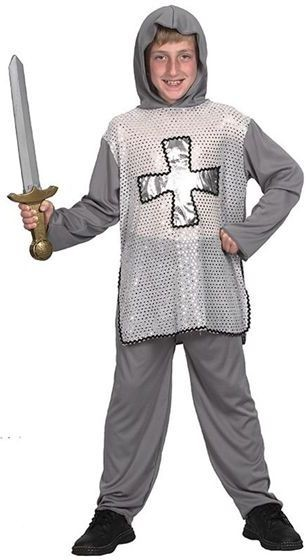Knight Fancy Dress Costume