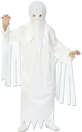 Ghost Child Fancy Dress Costume
