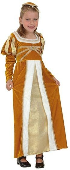Regal Princess / Josephine Fancy Dress Costume
