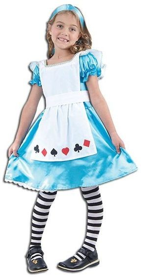 Alice Fancy Dress Costume