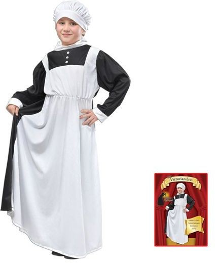 Florence Nightingale. Fancy Dress Costume