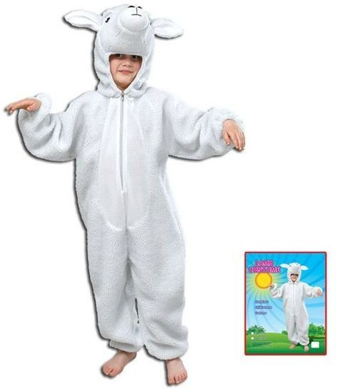 Lamb. Fancy Dress Costume