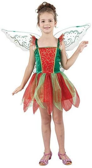 Christmas Fairy Fancy Dress Costume