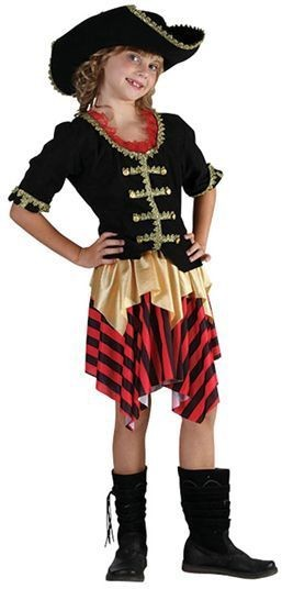 Buccaneer Sweetie Fancy Dress Costume