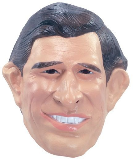 Prince Charles (Royalty Fancy Dress Masks)