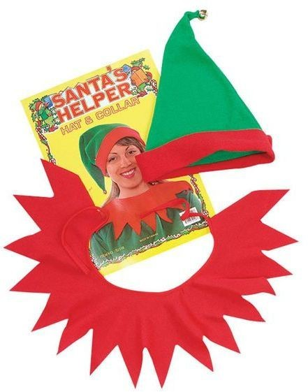 Santa'S Little Helper/Elf Kit (Christmas Disguises)