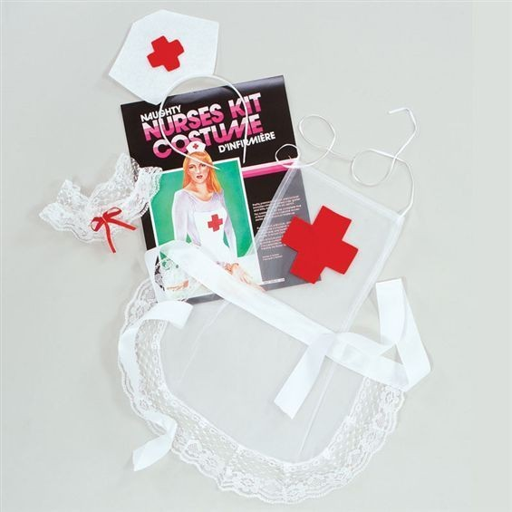 Nurse Kit (Doctors/Nurses Fancy Dress Disguises)