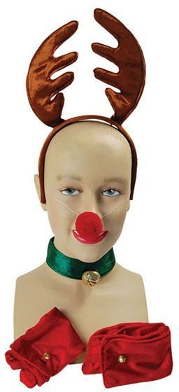 Reindeer Accessories Kit (Christmas Disguises)