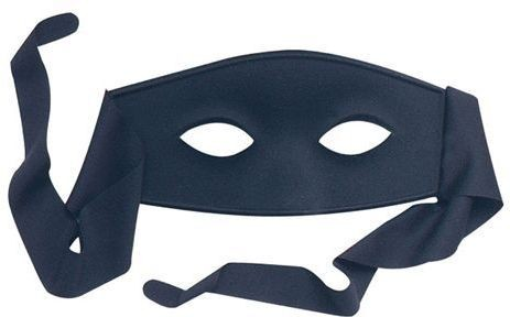 Bandit Mask Fancy Dress Eyemask