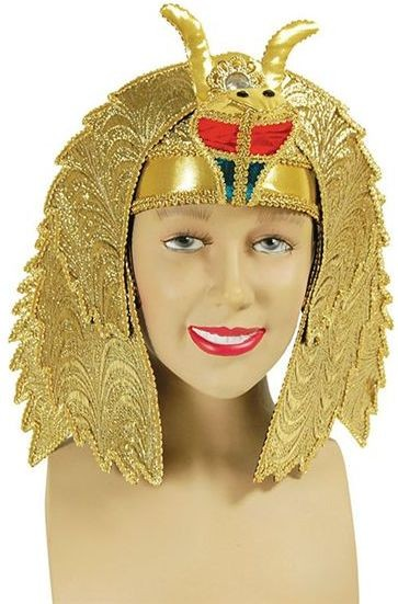Cleopatra Headband Fancy Dress Eyemask