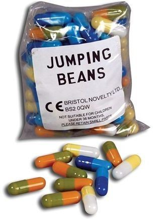Jumping Beans (Fancy Dress Tricks)