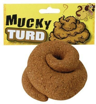 Mucky Turd. Round (Fancy Dress Tricks)