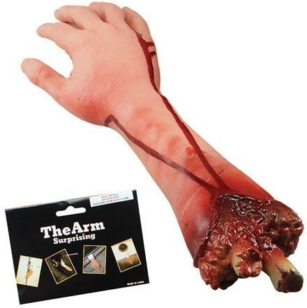 Cut Off Arm (Budget Price) (Halloween Tricks)