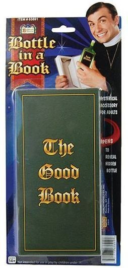 The Good Book (Vicars/Nuns Fancy Dress Tricks)