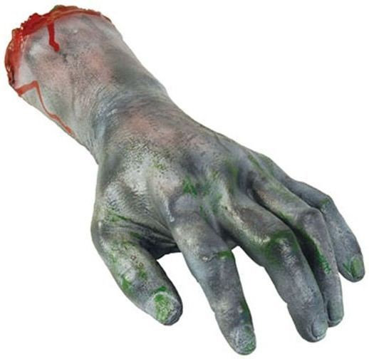 Zombie Cut Off Hand (Halloween Fancy Dress)