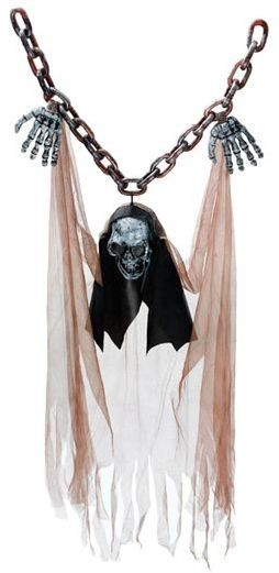 Shackled Reaper Hanging Decoration (Halloween Decorations)