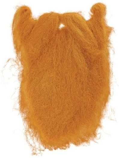 Character Beard. Ginger. Large (Fancy Dress Facial Hair)