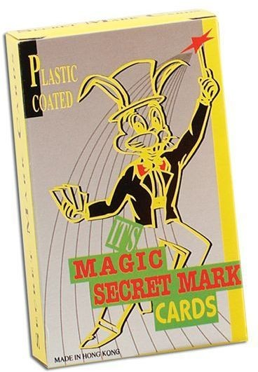 Trick Pack/Cards Marked Magic (Fancy Dress Tricks)