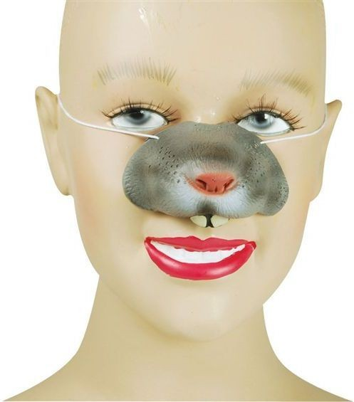 Mouse Nose (Animals Fancy Dress)