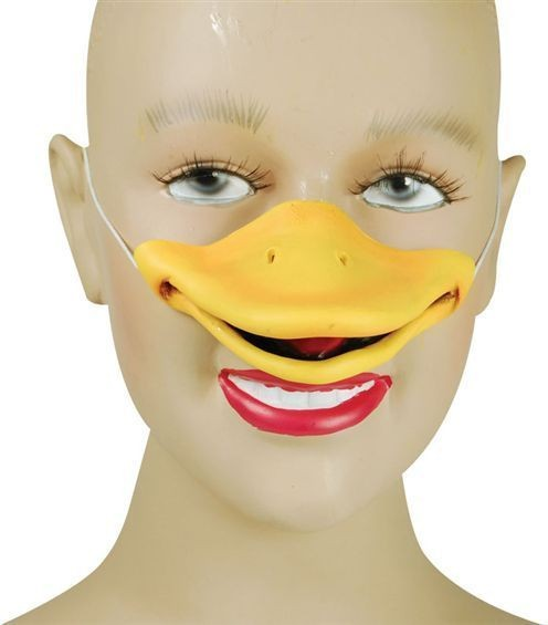 Duck Nose (Animals Fancy Dress)