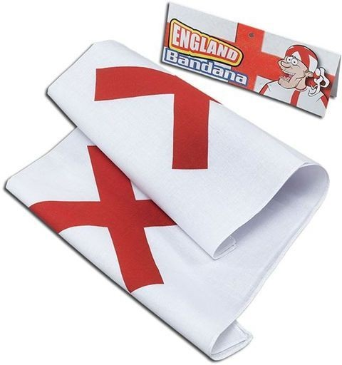 England Bandana (Cultures Fancy Dress)