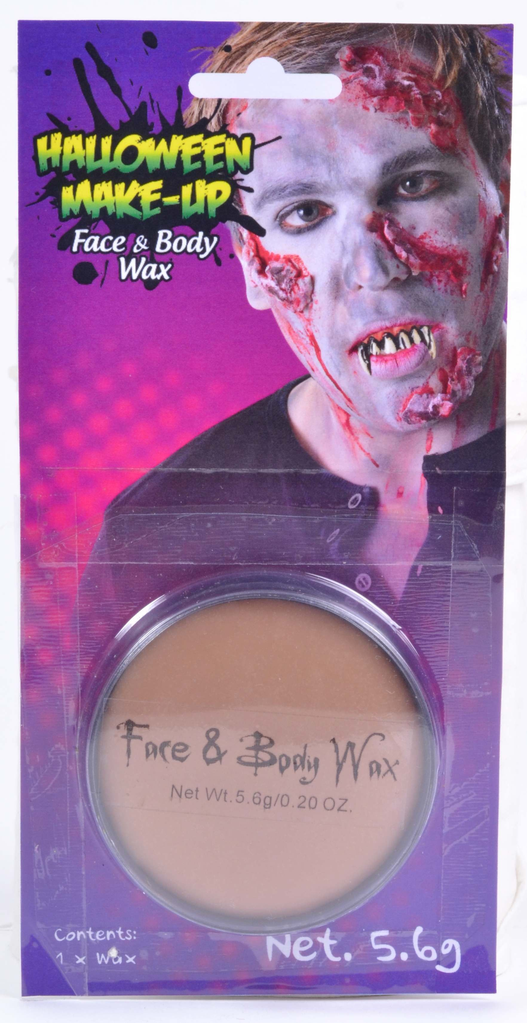 Face And Body Wax Blister Carded (5.6G)