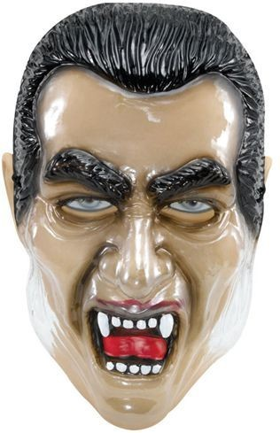 Dracula Transparent (Halloween Masks)