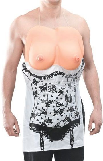 Boob Apron (Hen & Stag Fancy Dress)