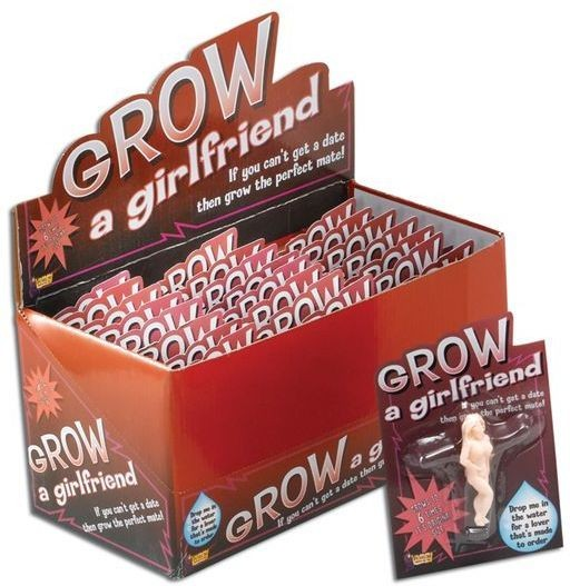 Grow A Girlfriend (Hen & Stag Fancy Dress)