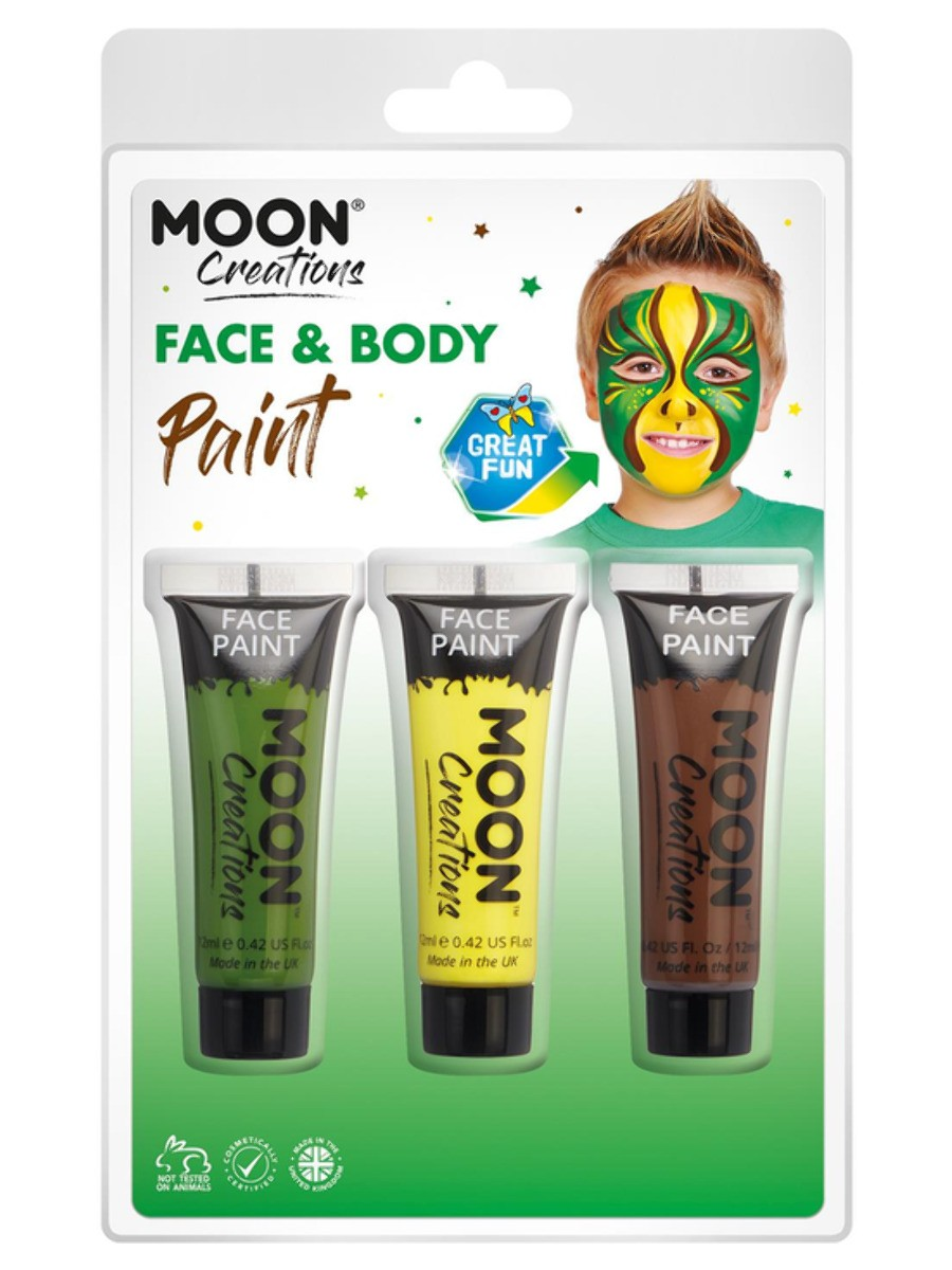 Moon Creations Face & Body Paint