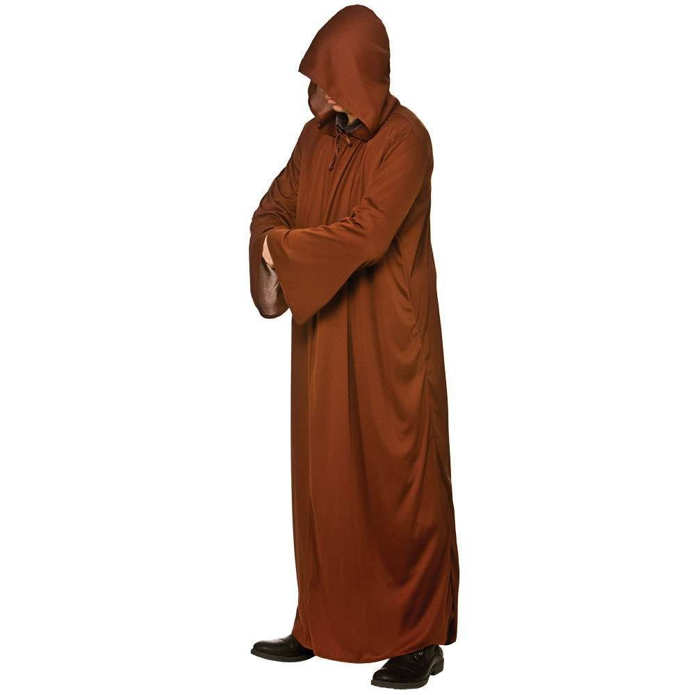 Hooded Robe - BROWN Accessories
