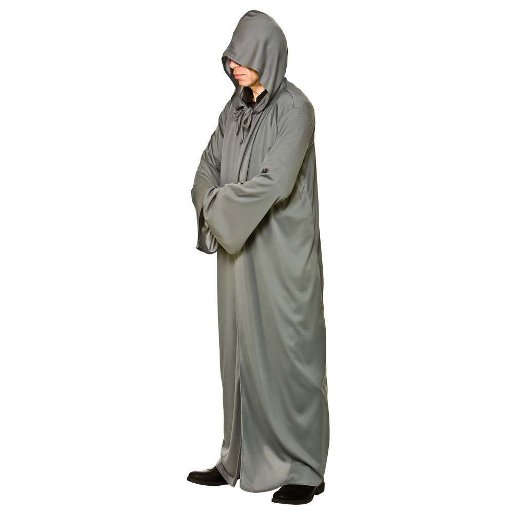 Hooded Robe - GREY Accessories