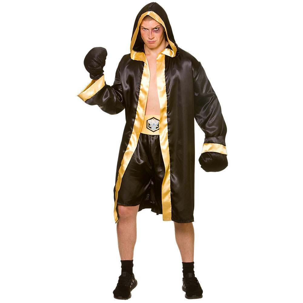 Champion Boxer O Costume
