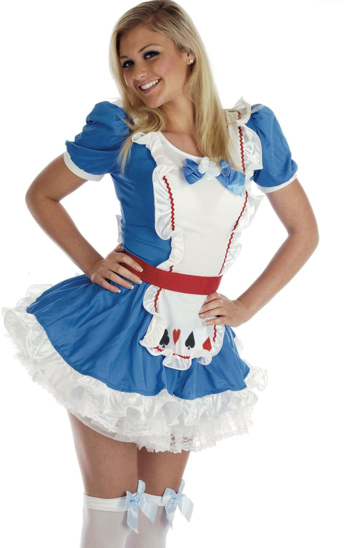 Alice Fancy Dress Costume Ladies (Fairy Tales)