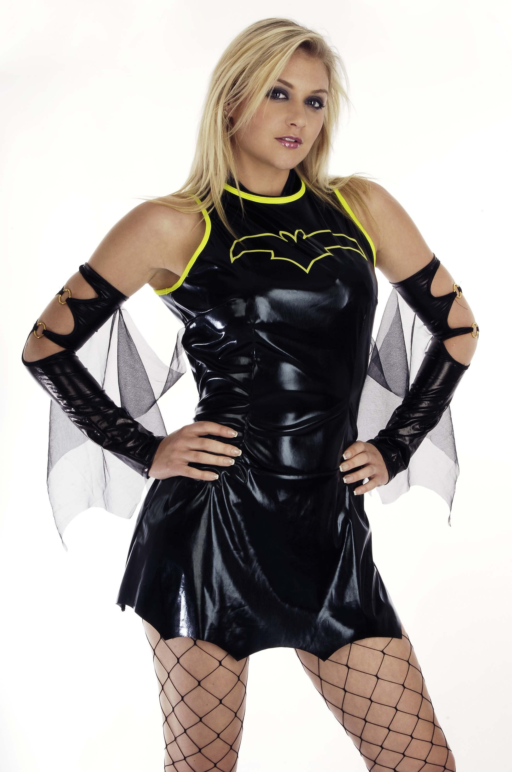 Bat Babe Fancy Dress Costume Ladies (Film , Heroes , Sexy , Tv)