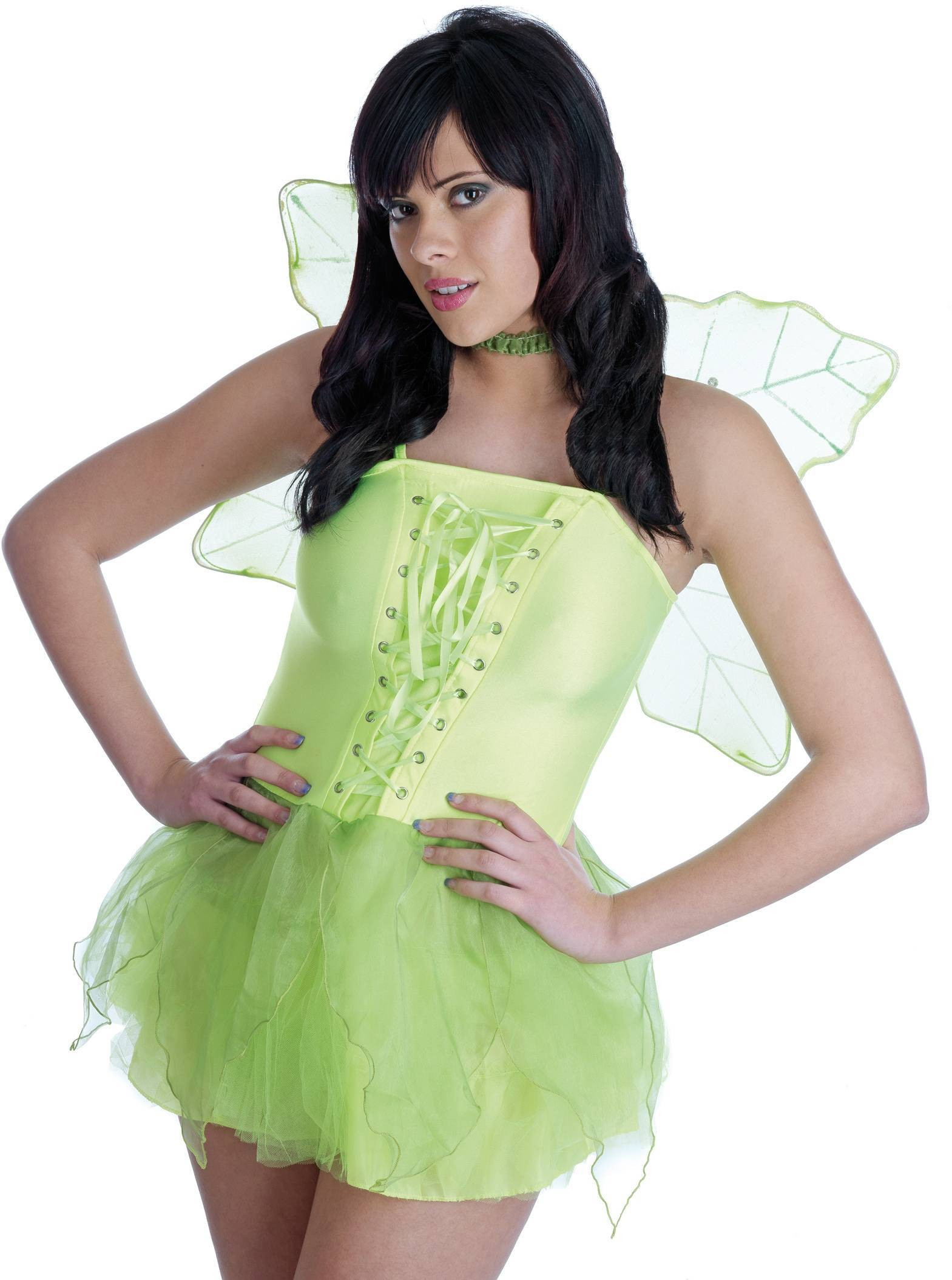 Woodland Pixie Fancy Dress Costume Ladies (Fairy Tales)