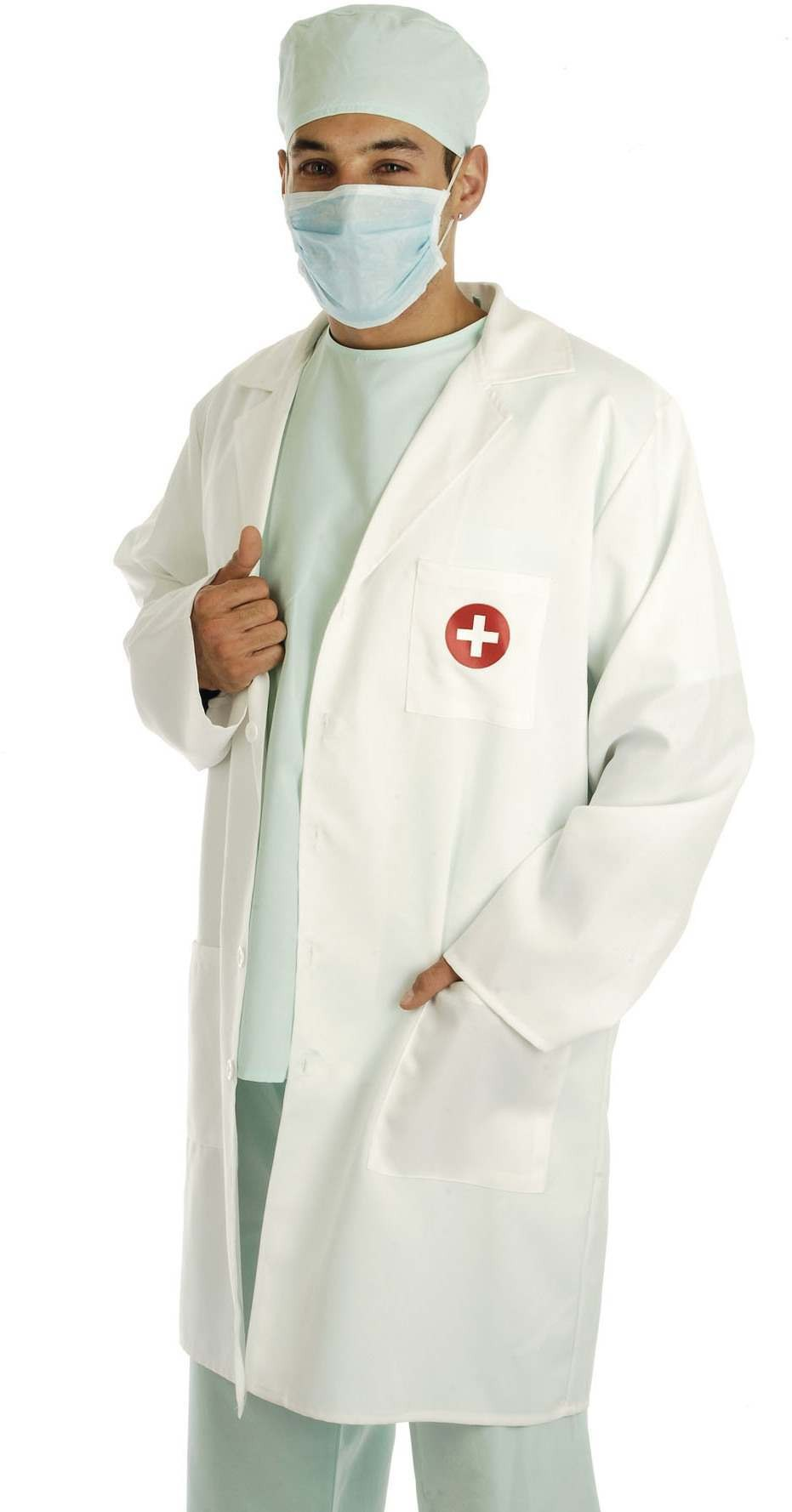 Dr Ts Tickle Fancy Dress Costume Mens (Doctors/Nurses)