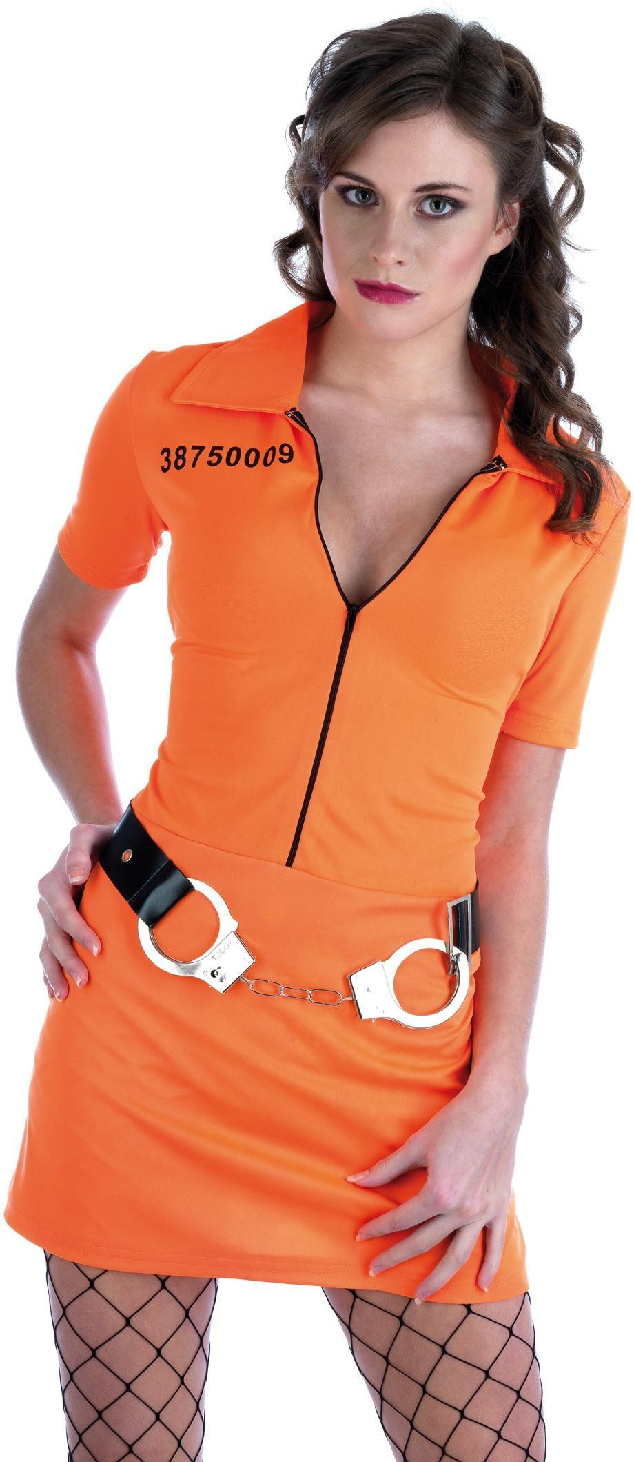 Prisoner Girl Costume