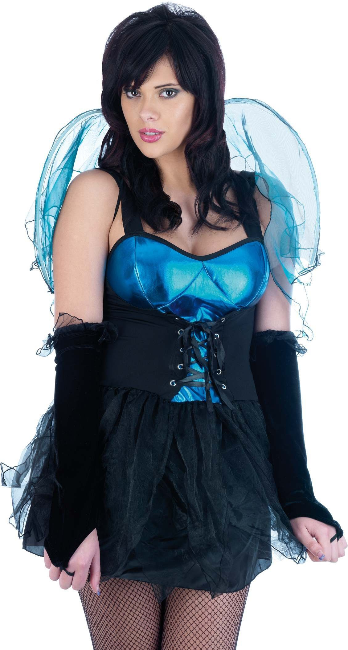 Bad Fairy Fancy Dress Costume Ladies (Halloween)