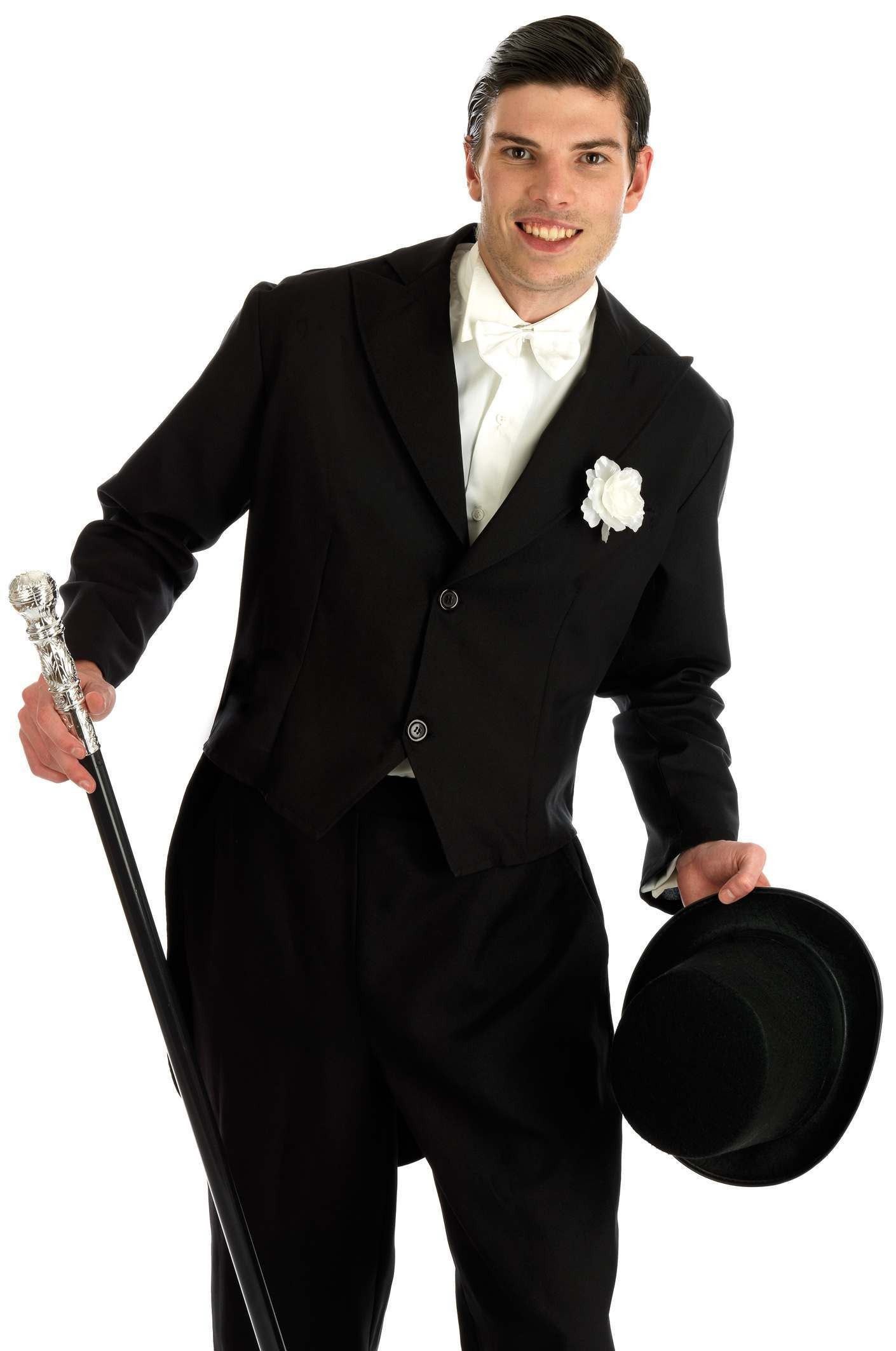 30S Film Star Fancy Dress Costume