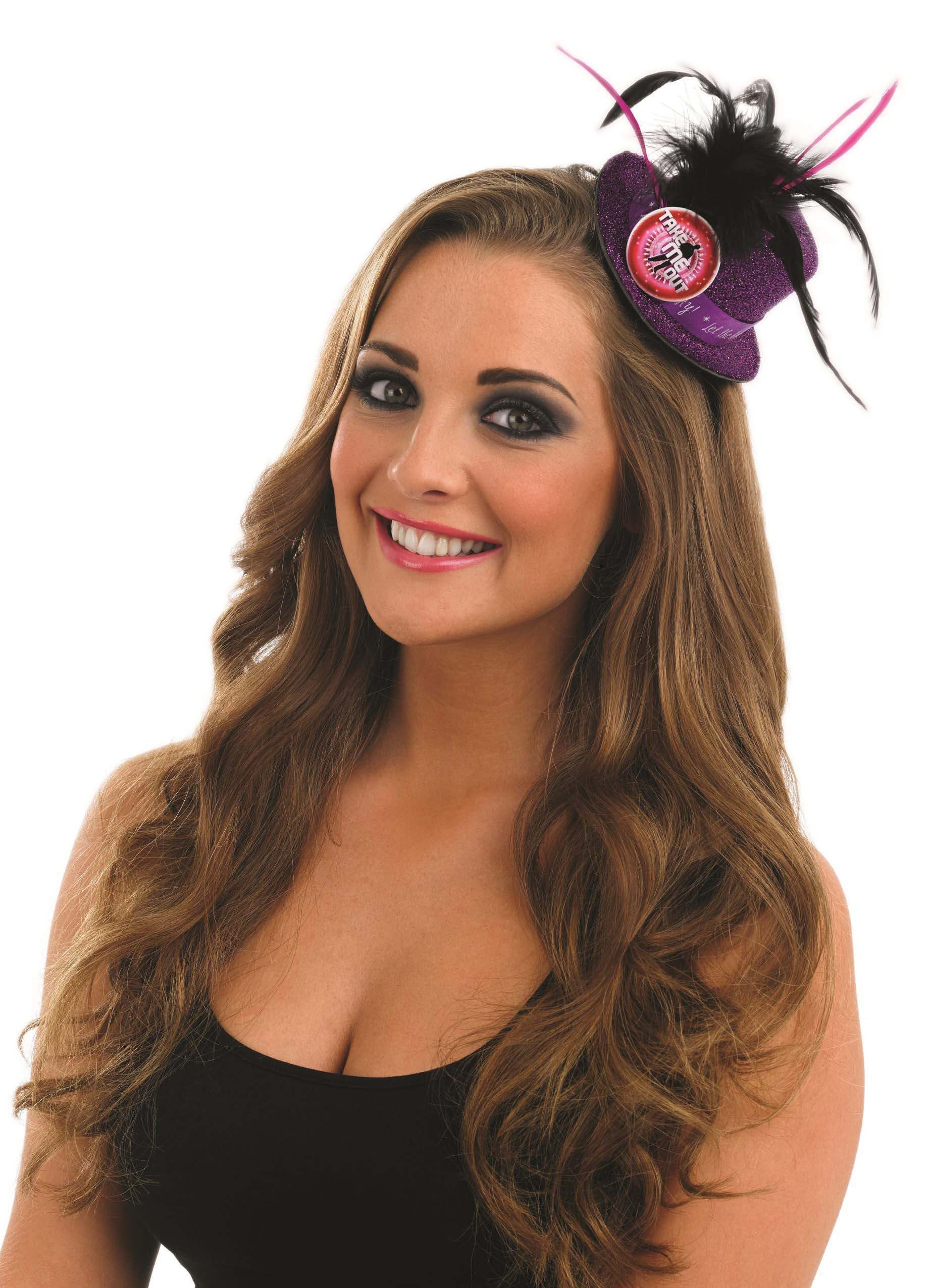 Take Me Out Hen Party Accessory Take Me Out Mini Top Hat